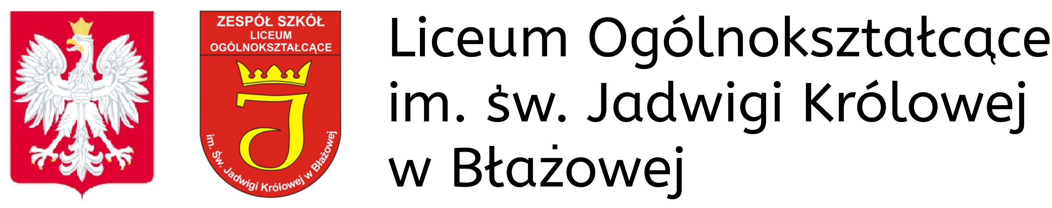 Liceum Ogólnokształcące w Błażowej